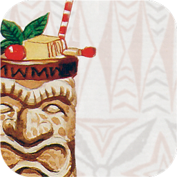 Beachbum Berry's Total Tiki app icon